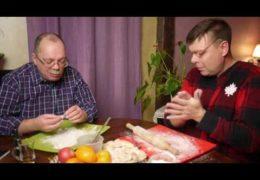 Декриминализацию побоев обсуждают Лаврентий Августович и его помощник Шурка