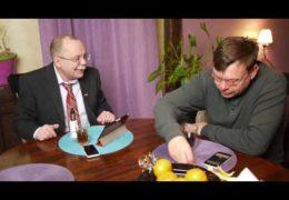 Убийство бывшего депутата обсуждают Лаврентий Августович и его помощник Шурка