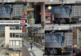 Террор в Швеции: Грузовик въехал в толпу в центре Стокгольма 07 апреля 2017 года Прямой эфир Трансляция