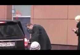 Видео нападения на Навального: Рен ТВ структура ФСБ замазали рожи уголовников