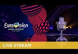 Евровидение 2017 11 мая 22:00 Мск Второй полуфинал Прямой эфир / Трансляция