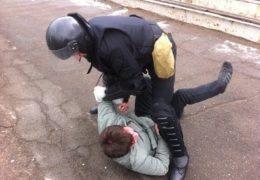 Менты тренируются убивать Ваших детей: Вася Обломов — Реновационная