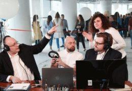 Новый Тонис: Киселев и Ганапольский в Кубе Прямой эфир / Трансляция