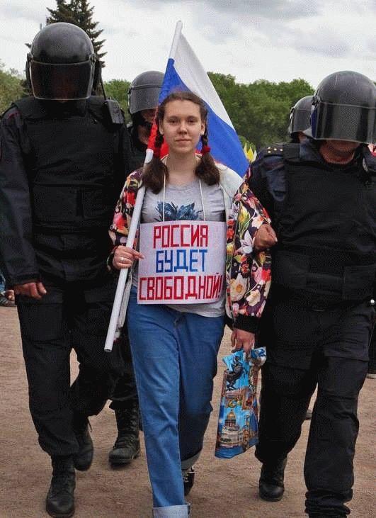 Вся правда о путинской России: Видео хроника 01 — 06 августа Обновление