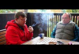 Какую-то путинскую херню обсуждают депутат Лаврентий Августович и его помощник Шурка