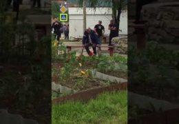 Тында: Менты убийцы расстреляли человека с мачете за бутылку воды