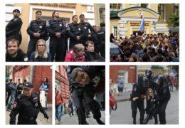 За право на выбор!: Протест в Москве 22 — 26 июля 2019 года 19:00 Мск Прямой эфир / Трансляция