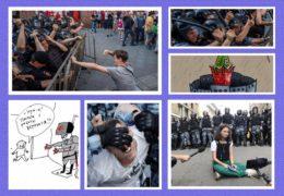 Шествие против политических репрессий 31 августа 2019 года 14:00 Мск Прямой эфир Трансляция