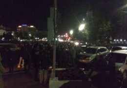 Стихийный митинг в Улан-Удэ: Бурятия протестует 10 сентября 2019 года Прямой эфир / Трансляция