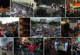 Революция в Боливии: Моралес ушёл сам 11 ноября 2019 года Прямой эфир / Трансляция