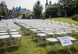 Гаагский трибунал над обвиняемыми в катастрофе MH17: 2020 год Прямой эфир / Трансляция