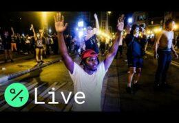 Протесты в США: Нация отвечает государству на убийство человека / Прямой эфир / Трансляция